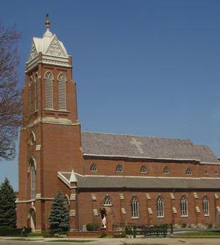 St. Mary Catholic Church Chillicothe Ohio